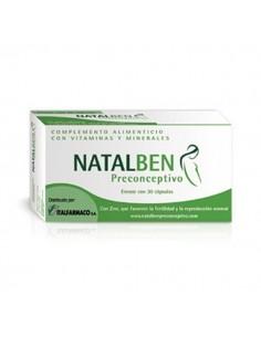 Natalben Preconceptivo 30 Ca