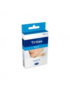 Tiritas Plastic 20t Redondas