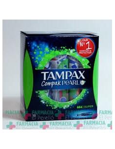 Tampax Compak Pearl Tampon...