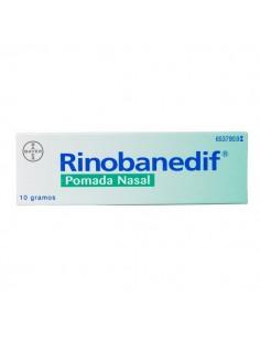 RINOBANEDIF POMADA 10 GR