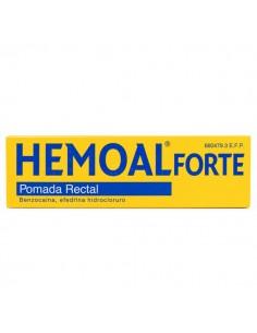 HEMOAL FORTE POMADA 30 GR