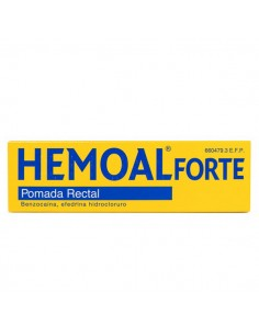 HEMOAL FORTE POMADA 50 GR