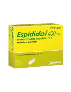 ESPIDIDOL 400MG 12COMP RECUB