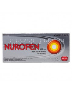 NUROFEN RAPID 400 MG 10...