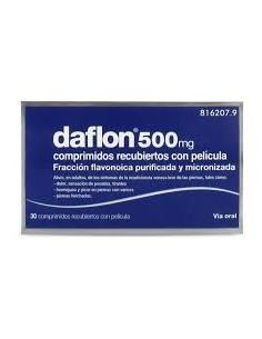 DAFLON 500 MG 30 COMP