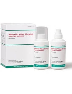 MINOXIDIL VIÑAS 50 MG/ML...